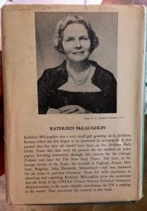 My lovely Aunt Kathleen