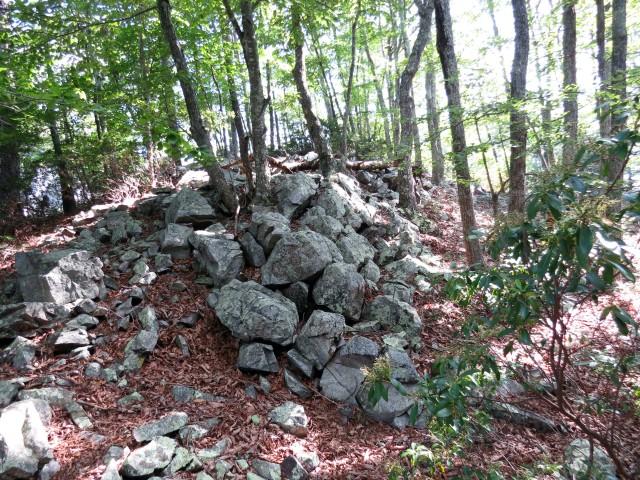 Beautiful granite