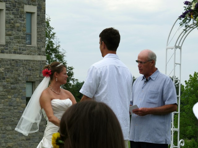 Mr. & Mrs. McLaughlin - 3 August, 2013