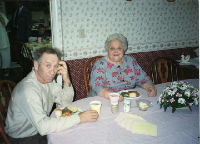 Doug and Doris. My third set of grandparents. A lot of my current personality came from those two.