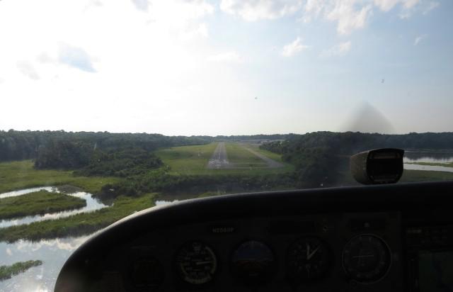 Landing back at Williamsburg:
