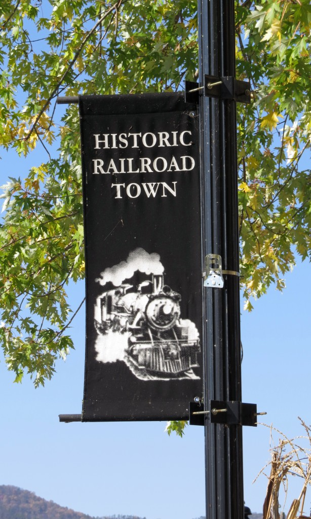Historic Railroad Town! Fun!