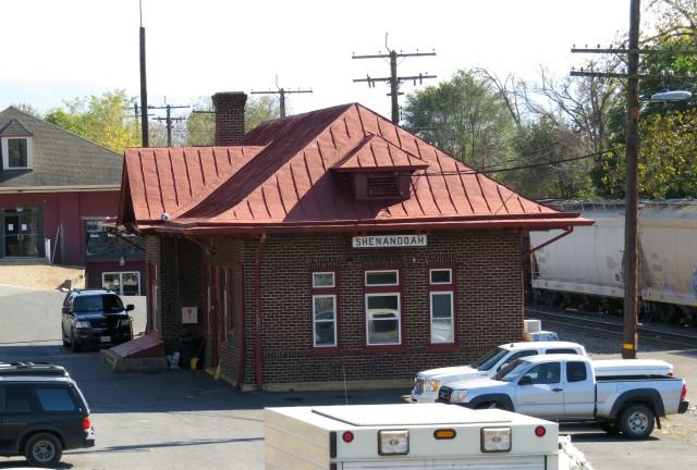 Shenandoah Yard Office, Norfolk Southern Railway