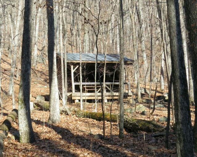 The Paul C. Wolfe Shelter