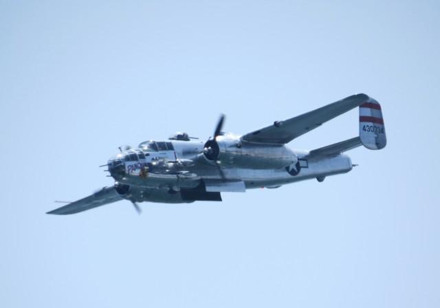 """The B-25 Mitchell """"Panchito"""""""