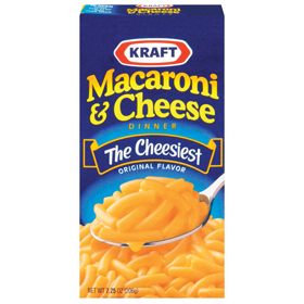 For the first 3/4 of my life, this was mac and cheese.