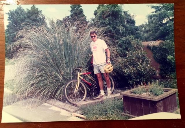 In New Zealand, twenty-five years ago.