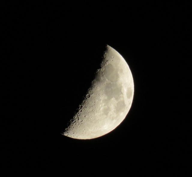 Thursday moon
